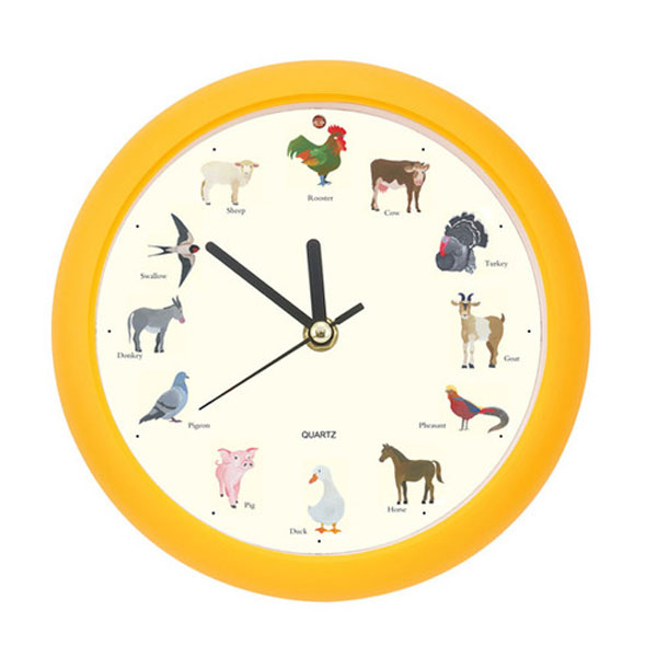 [HICKIES] 동물소리 Animal Sound Clock